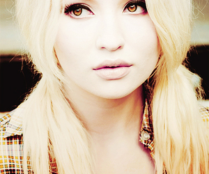 blonde, emily browning, and eyes image