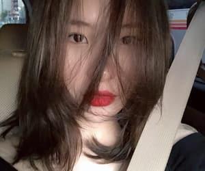 aesthetic, girlfriend, and korean image