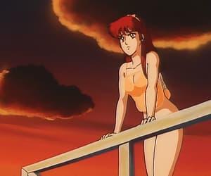 aesthetic, anime gif, and anime cap image