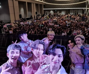 boys, group photo, and choi jongho image