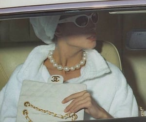 aesthetic, chanel, and vintage image