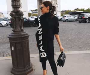 arc de triomphe, Balenciaga, and blogger image