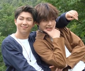 kpop, tae, and joon image