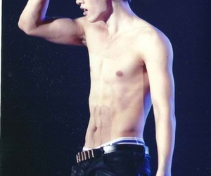 abs, eunhyuk, and sexy image
