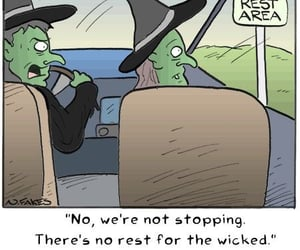 funny, Halloween, and Witches image