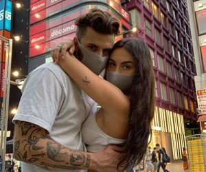 couple, Relationship, and claudia tihan image