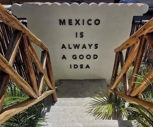 mexico and travel image
