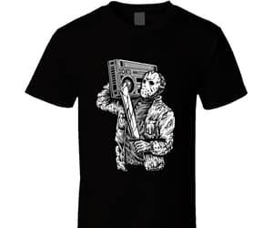 chainsaw, Chucky, and t shirt image