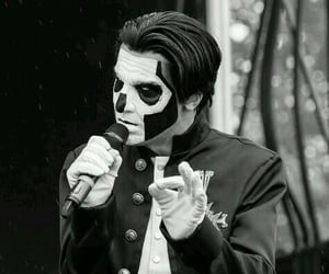 ghost, papa emeritus lll, and ghost bc image
