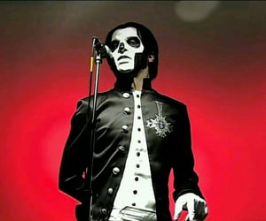 ghost, ghost bc, and papa emeritus lll image