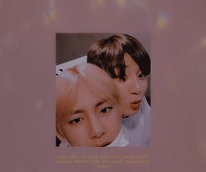 soft, vkook, and tumblr image