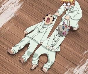 anime, boy, and kimetsu no yaiba image