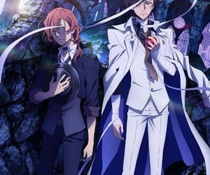 anime, handsome, and bungo stray dogs image