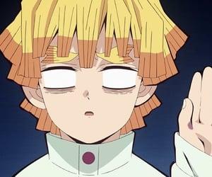 anime, icon, and demon slayer image
