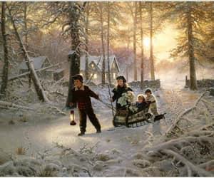 Christmas time, december, and merry christmas image