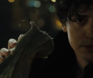 aneurin barnard, the goldfinch, and thegoldfinch image