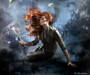 the mortal instruments, clary, and shadowhunters image