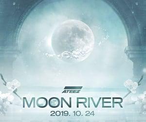 k-pop, moon river, and wonderland image