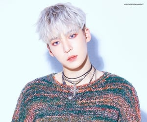 k-pop, wonderland, and 윤호 image