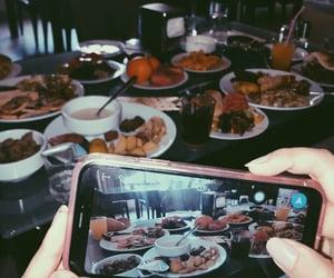 food, resturant, and حُبْ image