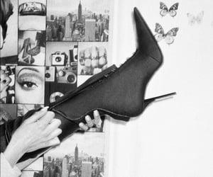 b&w, black&white, and fashion image