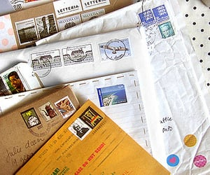 Letter, pen pal, and article image