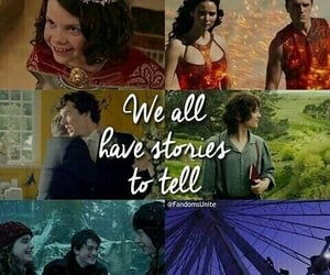 book, the chronicles of narnia, and the hunger games image