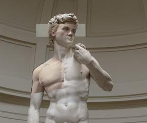 art, boy, and david image