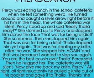 thalia grace, heroes of olympus, and percy jackson image