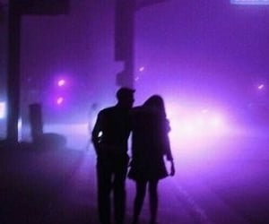 couple, aesthetic, and light image