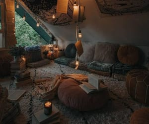 home, cozy, and room image