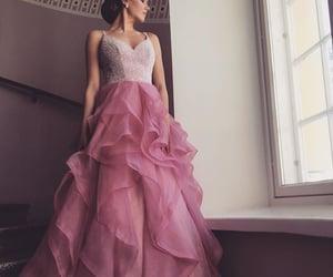 clothes, diamonds, and dress image
