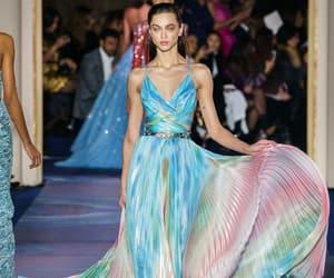 fashion, Zuhair Murad, and beauty image