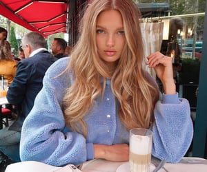 model, romee strijd, and fashion image