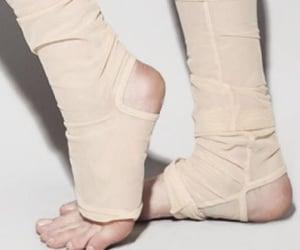 bandage feet earth tribe image