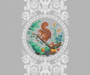 circles, ornament, and rodents image