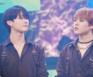 x1, cho seungyoun, and nam dohyun image
