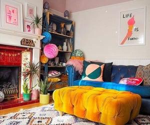 color, fun, and decor image