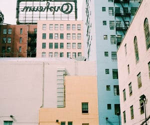building, pastel, and aesthetic image