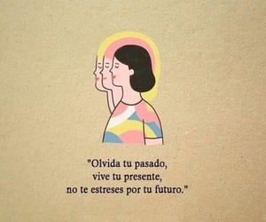 frases, futuro, and mujer image