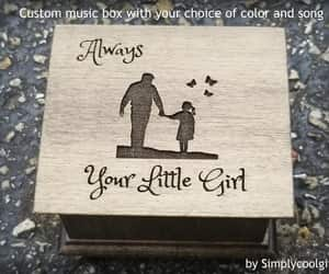 father daughter, butterfly kisses, and your little girl image
