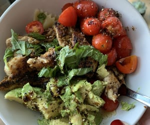 avocado, delicious, and eat image
