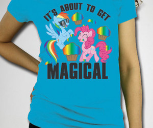 magical and my little pony image