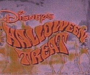 Halloween, disney, and grunge image