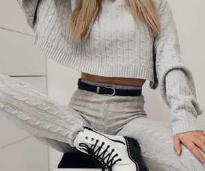 beautiful, style, and sweaters image
