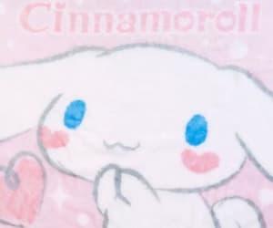 cinnamoroll, kawaii, and pastel image