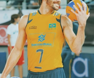 brazilian, player, and volleyball image