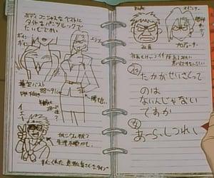 1990s, cartoon, and old anime image