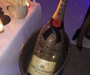 imperial, moet & chandon, and kyliejenner image
