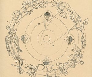 astrology, tumblr, and zodiac image